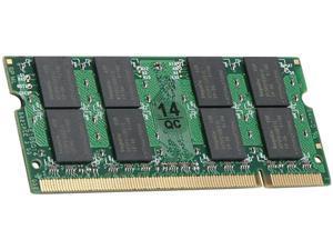 Total Micro 2GB 200-Pin DDR2 SO-DIMM DDR2 800 (PC2 6400) Laptop Memory Model A1837308-TM