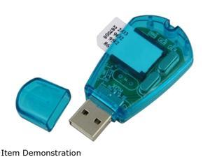 INSTEN 1042733 1 card USB 1.1 SIM Card Reader