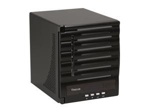 Thecus N5550 Diskless System NAS Server | Enterprise - Tower
