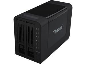 Thecus N2310 Diskless System Network Storage