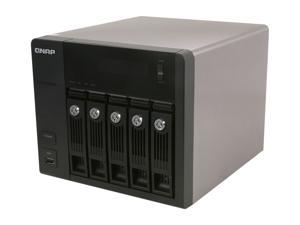 QNAP TS-569-PRO-US 5-Bay, All-in-One NAS