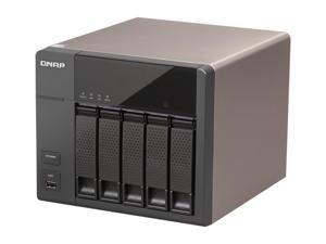 QNAP TS-569L-US Diskless System High-performance 5-bay NAS Server for SMBs