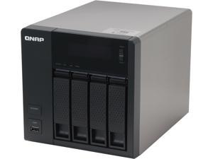 QNAP TS-421 Diskless System Network Storage