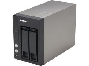 QNAP TS-221 Diskless System Network Storage