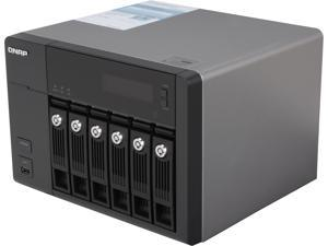 QNAP TS-670 Pro Diskless System 6-bay Home & SOHO NAS For Personal Cloud And Multimedia Experience