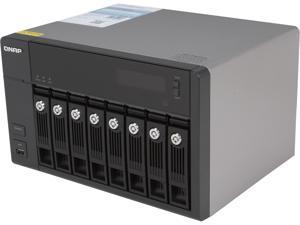 QNAP TS-870 Pro Diskless System 8-bay Home & SOHO NAS For Personal Cloud And Multimedia Experience