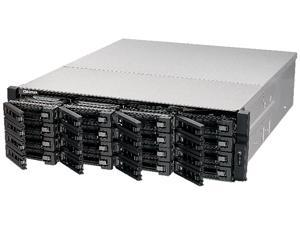 QNAP TS-EC1679U-SAS-RP Diskless System 16-bay SAS/SATA-enabled Unified Storage