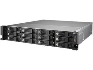 QNAP TVS-1271U-RP-i7-32G-US 12 -bay high performance unified storage