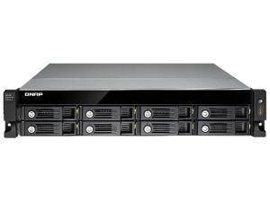 QNAP UX-800U-RP-US Economical RAID Expansion Enclosure for Turbo NAS