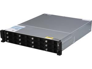 QNAP TS-1253U-RP Diskless System Powerful, reliable and scalable NAS for SMBs