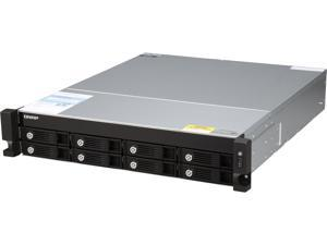 QNAP TS-853U-US Diskless System Powerful, reliable and scalable NAS for SMBs