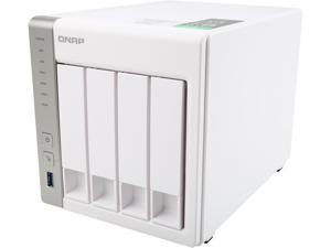 QNAP TS-431+-US Powerful yet affordable 4-bay NAS for SMBs