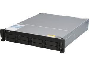 QNAP TS-863U-4G-US High performance quad-core 10GbE NAS, 4GB RAM