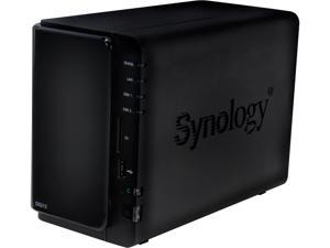 Synology DS213 2300 DiskStation - Simple Set-Up, Easy Efficiency