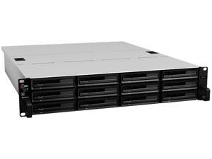Synology RS2414+ Diskless System RackStation Network Storage