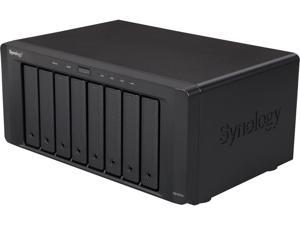 Synology DS1815+ Diskless Network Attached Storage Server (NAS)