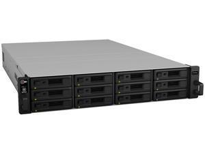 Synology High-Availability 12-Bay (NAS) Rackmount Expansion Unit RX1216sas