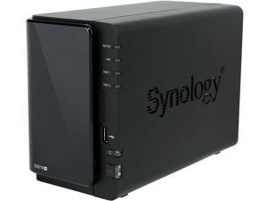 Synology DS216+ Diskless System Network Storage