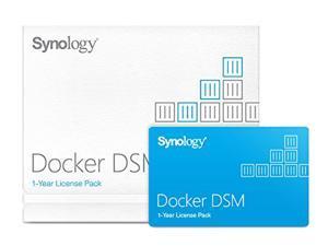 Synology Docker DSM 1 License Docker DSM License