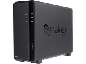Synology DS116 Diskless System Network Storage