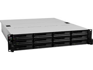 Synology RS3617xs Diskless System Network Storage