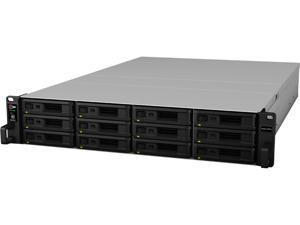 Synology RS3617RPxs Diskless System NAS RackStation