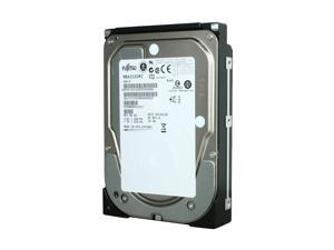 "Fujitsu MBA3300RC 300GB 15000 RPM 16MB Cache Serial Attached SCSI (SAS) 3.5"" Internal Hard Drive Bare Drive"