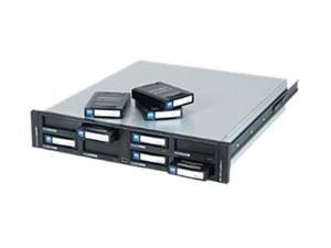 Tandberg Data 8900-RDX 8 Bay 2U Removable Disk Storage Library (empty chassis)