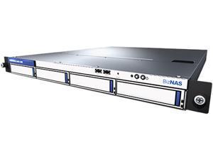 Tandberg Data 5101-NAS 8TB (4 x 2TB) BizNAS R408 Network-Attached Storage
