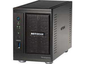 NETGEAR ReadyNAS Pro 2-bay (2x1TB enterprise HD) w/ 5 yr warranty (RNDP2210-100NAS)