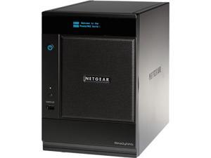NETGEAR RNDP6620-200NAS ReadyNAS Pro 6 Network Storage for Business with iSCSI
