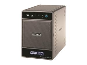 NETGEAR RND4410-200NAS ReadyNAS NV+ v2 (4TB) Network Storage for Home/SoHo Users