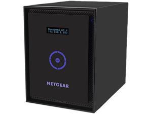 NETGEAR ReadyNAS 316 (RN31664D-100NAS) 24TB(6 x 4TB) Network Storage