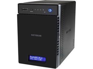 NETGEAR  RN10400-100EUS  ReadyNAS 104 RN10400