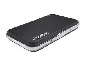 "Imation Apollo UX 320GB USB 2.0 2.5"" Portable Hard Drive"