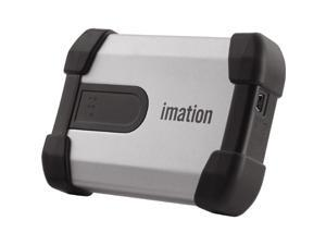 "Imation 320GB 2.5"" Silver Defender H100 External Hard Drive"