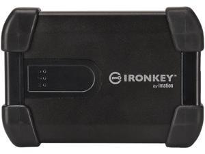 Ironkey 500GB USB 2.0 External Hard Drive MXKA1E500G5001