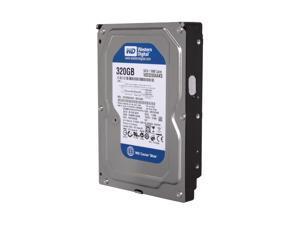 """Western Digital Blue WD3200AAKS 320GB 7200 RPM 16MB Cache SATA 3.0Gb/s 3.5"""" Internal Hard Drive Bare Drive"""