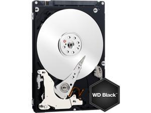 "Western Digital Scorpio Black WD1600BEKT 160GB 7200 RPM 16MB Cache SATA 3.0Gb/s 2.5"" Internal Notebook Hard Drive"
