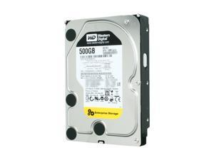 "Western Digital RE3 WD5002ABYS 500GB 7200 RPM 16MB Cache SATA 3.0Gb/s 3.5"" Internal Hard Drive Bare Drive"