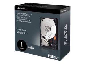"""WD Black WD10000LSRTL 1TB 7200 RPM SATA 3.0Gb/s 3.5"""" Hard Drive"""