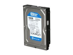 "WD Blue RFHWD1600AAJS 160GB 7200 RPM 8MB Cache SATA 3.0Gb/s 3.5"" Internal Hard Drive -Manufacture Recertified Bare Drive"