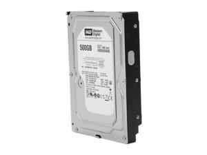 """Western Digital Blue WD5000AAKS 500GB 7200 RPM 16MB Cache SATA 3.0Gb/s 3.5"""" Internal Hard Drive Bare Drive"""