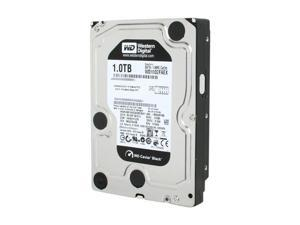 "Western Digital Black WD1002FAEX 1TB 7200 RPM 64MB Cache SATA 6.0Gb/s 3.5"" Internal Hard Drive Bare Drive"