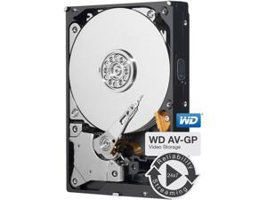 "Western Digital AV-GP WD20EURS 2TB 64MB Cache SATA 3.0Gb/s 3.5"" Internal Hard Drive Bare Drive - OEM"