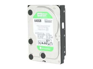 """Western Digital WD Green WD6400AAVS 640GB 16MB Cache SATA 3.0Gb/s 3.5"""" Internal Hard Drive Bare Drive"""