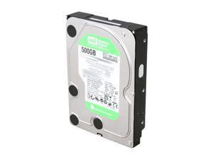 """Western Digital Caviar GP WD5000AACS 500GB 5400 to 7200 RPM 16MB Cache SATA 3.0Gb/s 3.5"""" Internal Hard Drive Bare Drive"""