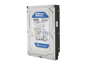 """WD WD1600AAKS 160GB 7200 RPM 16MB Cache SATA 3.0Gb/s 3.5"""" Internal Hard Drive -Manufacture Recertified"""