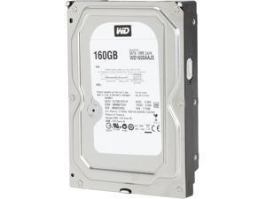 """WD WD1600AAJS-FR 160GB 7200 RPM 8MB Cache SATA 3.0Gb/s 3.5"""" Internal Hard Drive"""