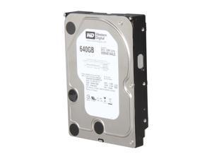 """WD WD6401AALS/R 640GB 7200 RPM 32MB Cache SATA 3.0Gb/s 3.5"""" Internal Hard Drive"""